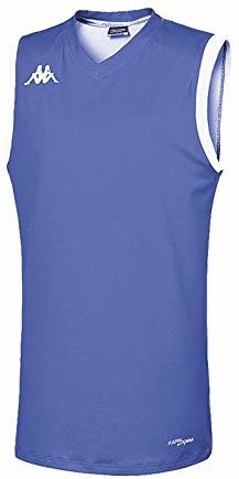 Kappa Atrani Tank Wo damska koszulka L Azul royal