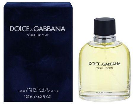 Dolce Gabbana Pour Homme woda toaletowa - 200ml Do każdego zamówienia upominek gratis.