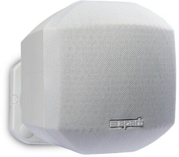 Apart MASK2-W głośnik kompaktowy 2.5 35W (Para) - biały