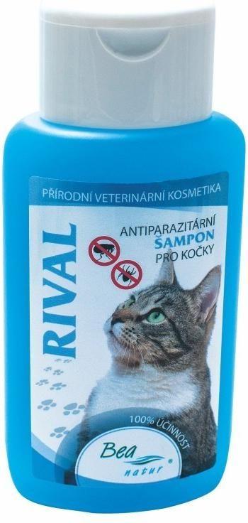 Szampon przeciwpasożytniczy BEA RIVAL dla kotów