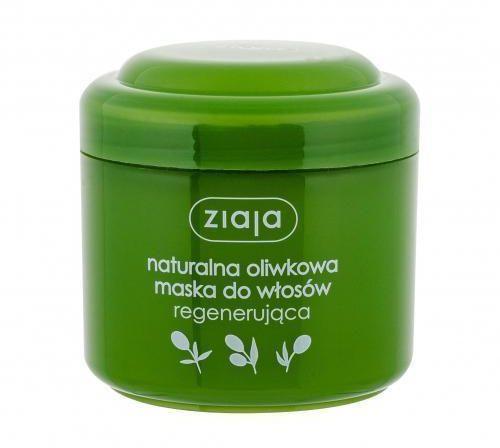 Ziaja Natural Olive maska do włosów 200 ml dla kobiet