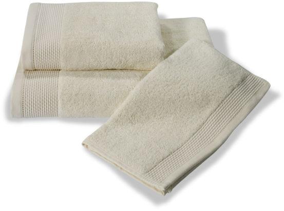 Bambusowy ręcznik kąpielowy BAMBOO 85x150cm Śmietankowy