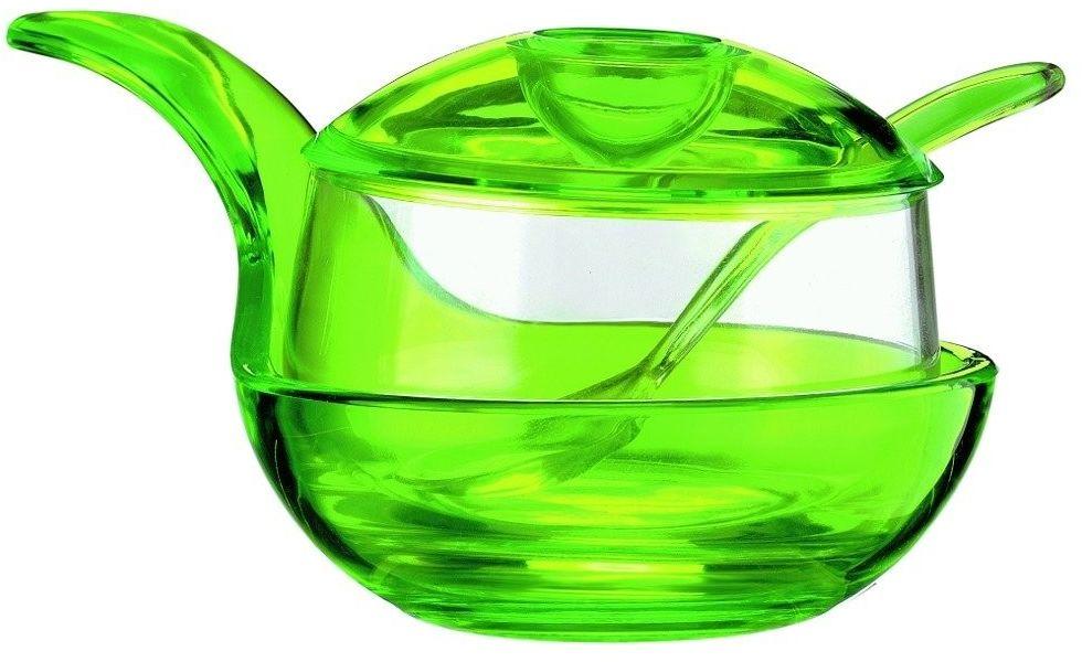 Cukiernica gemme, zielona - zielona