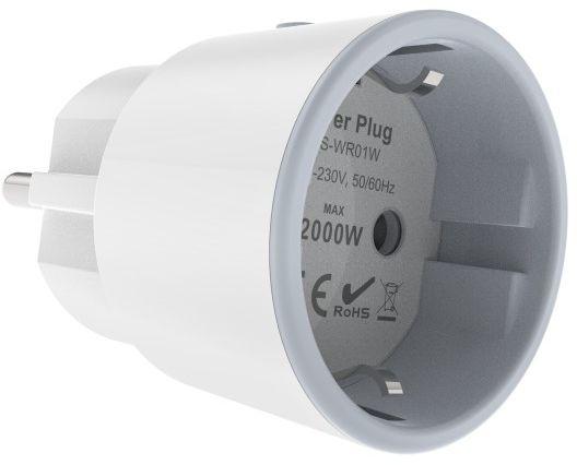 Wtyczka WiFi 10A Inside Single Plug pojedyncza AZ3219 AZzardo Smart