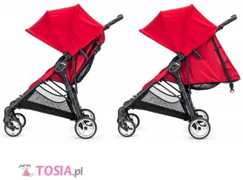 Baby Jogger City Mini Zip Wózek Spacerowy Red