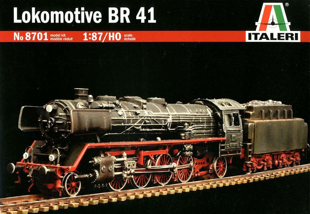 Italeri 510008701 - 1:87 lokomotywa BR41