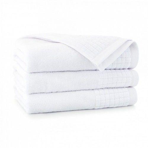 ZWOLTEX Ręcznik PAULO 3 Antibacterial Biały 30x50