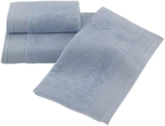 Bambusowy ręcznik kąpielowy BAMBOO 85x150cm Jasnoniebieski