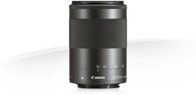 Canon EF-M 55-200mm f/4.5-6.3 IS STM ( OEM ) Srebrny