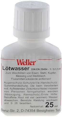 Topnik Weller 25ml