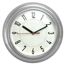 Zegar chromowany #ATE9920