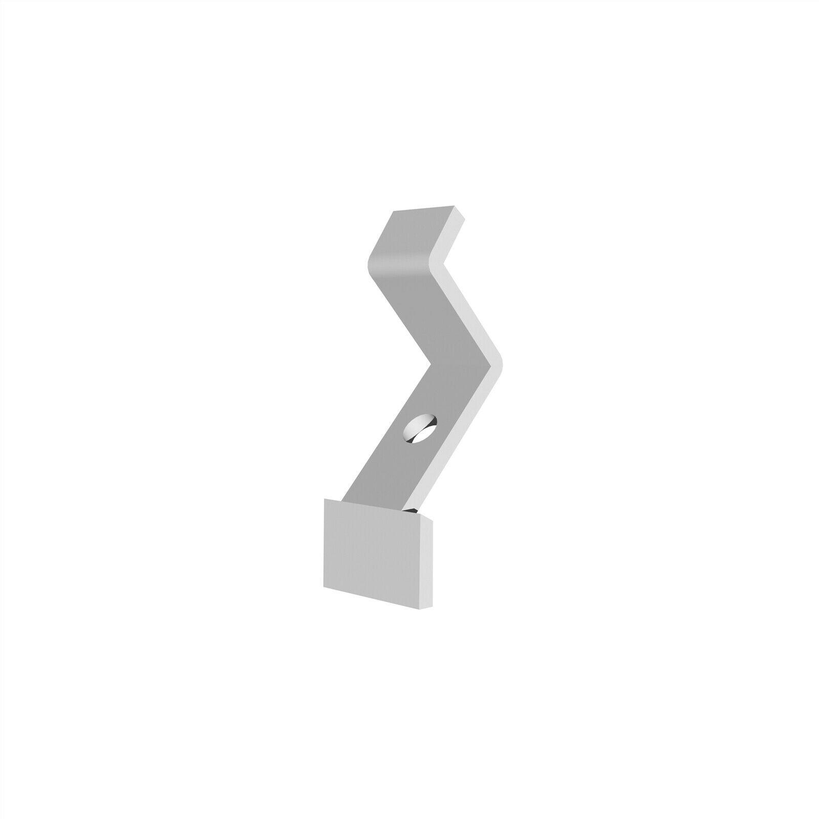 Apart MASK2CMT-W sufitowy element montażowy do MASK2-W - biały