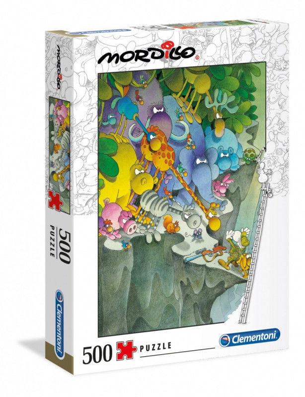 Puzzle 500 elementów MORDILLO The Surrender