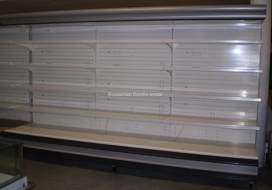 Regał chłodniczy Linde Methos 3,75 m