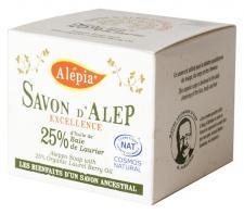 Mydło alep excellence 25% EKO 190 g Alepia