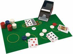 Simba 6153710 Las Vegas Black J./zestaw do pokera