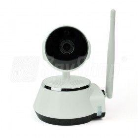 Kamera IP BC-10 do całodobowego monitorowania pomieszczenia