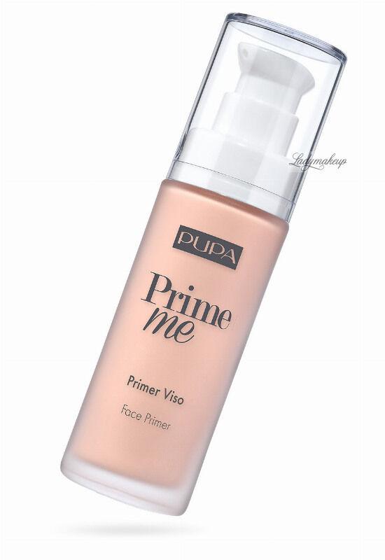 PUPA - Prime Me - Corrective Face Primer - Korygująca baza pod makijaż - 30 ml - 005 DULL SKIN