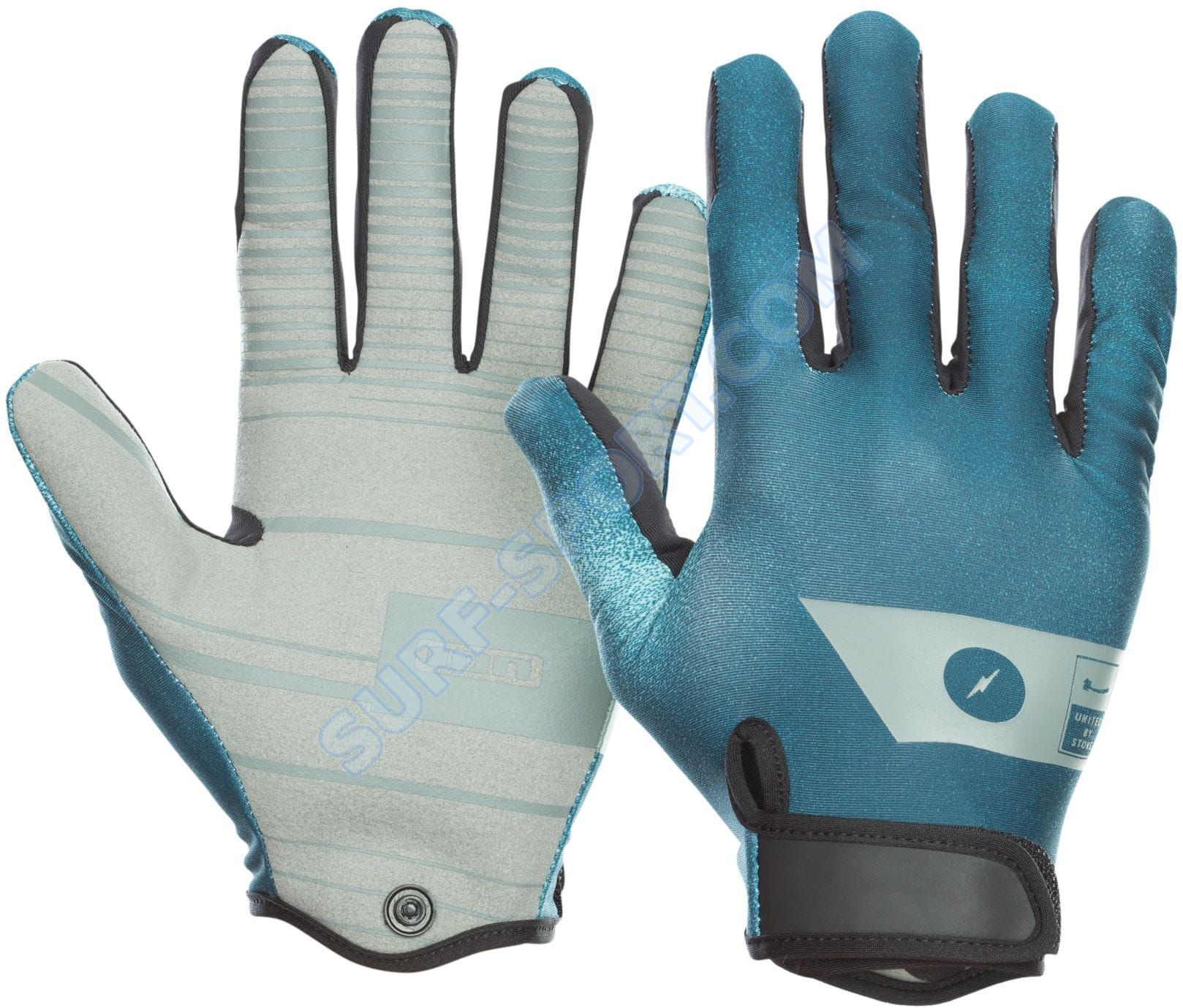 Rękawiczki ION Amara Gloves Full Finger 2020 Teal