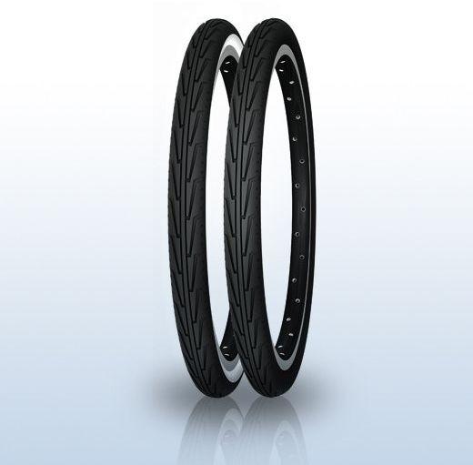 Opona 26 x 1,85 Michelin City GW czarna