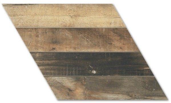 Diamond Pallet Tobacco Chevron R 70x40 płytki drewnopodobne