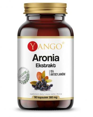 Aronia - ekstrakt - 90 kaps Yango