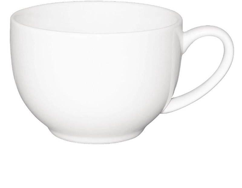 Filiżanka do cappuccino 340 ml 12 szt. różne kolory