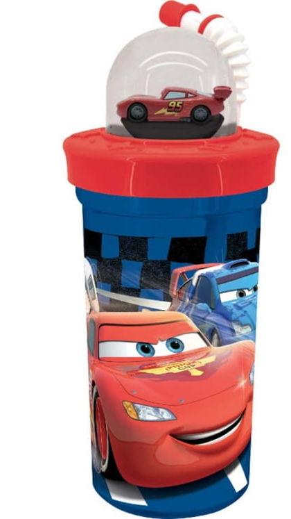 Bidon z figurką Cars 3 Friends 420 ml DISNEY