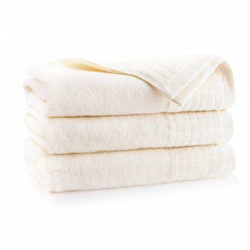 ZWOLTEX Ręcznik PAULO 3 Antibacterial Kremowy 50x100