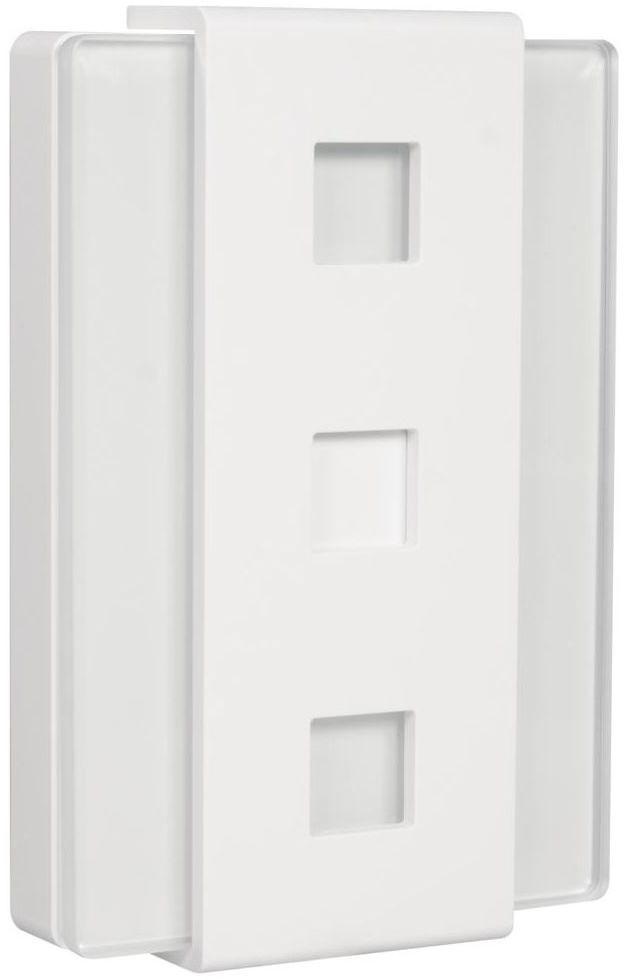 Dzwonek do drzwi przewodowy 230V GNS - 248 GLASSO ZAMEL