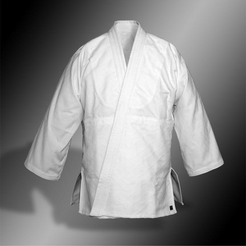 kimono do aikido TONBO - NATSU, białe, 250g/m2