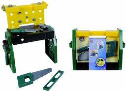 Simba-Smoby Junior pojemnik na narzędzia i stół warsztatowy
