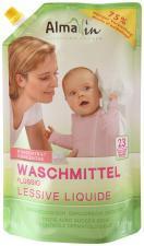 Płyn do prania dziecięcych ubrań UZUPEŁNIENIE ECO 1,5 l AlmaWin