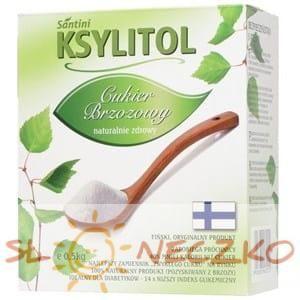 KSYLITOL 500 g SANTINI (FINLANDIA)