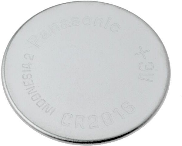 Bateria litowa pastylkowa 3V 90mAh fi20x1,6mm Panasonic