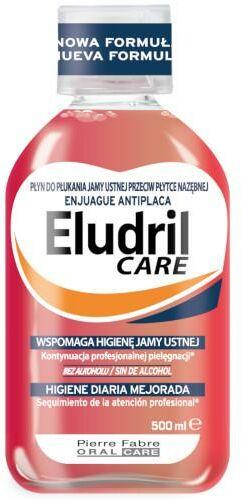 Eludril Care płyn do płukania jamy ustnej 500 ml