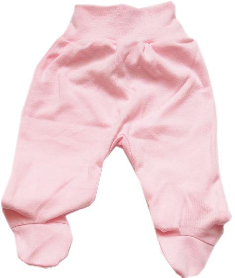 Półśpiochy dla niemowląt Kolorek jasny różowy