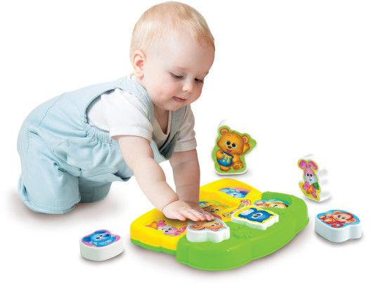 Smily Play 0771 Zwierzaczkowe Puzzle