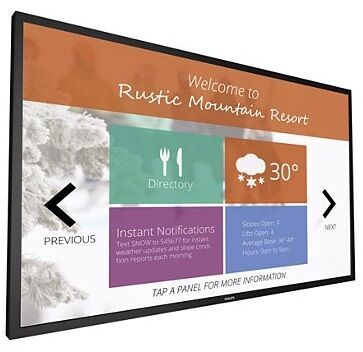 Monitor dotykowy Philips 75BDL3151T/00+ UCHWYTorazKABEL HDMI GRATIS !!! MOŻLIWOŚĆ NEGOCJACJI  Odbiór Salon WA-WA lub Kurier 24H. Zadzwoń i Zamów: 888-111-321 !!!