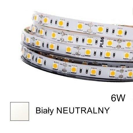 Prof taśma LED HQS-2835-6W-NW neutral 1m