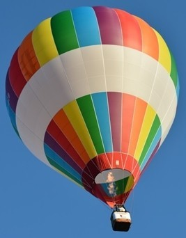 Lot balonem  Łódź