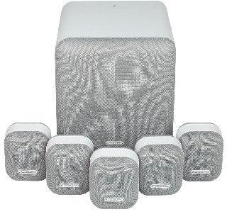 Monitor Audio MASS 5.1 Mist (biało-szary) +9 sklepów - przyjdź przetestuj lub zamów online+