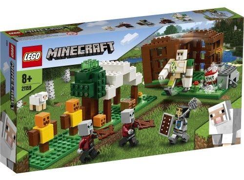 LEGO Minecraft - Kryjówka rozbójników 21159
