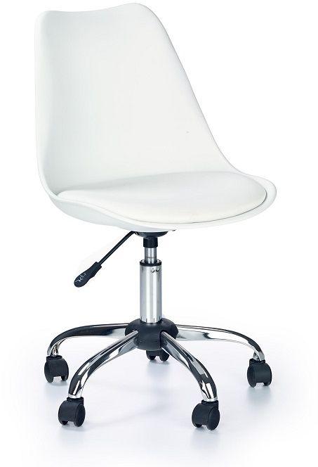 Krzesło młodzieżowe LUIGI biały
