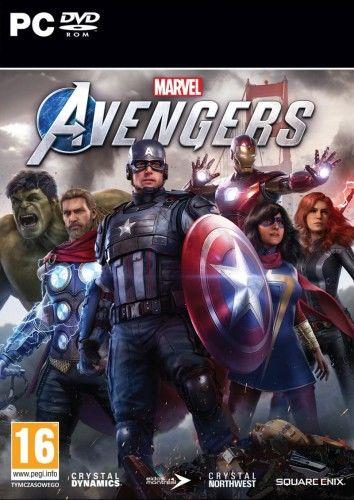 Marvel''s Avengers PC