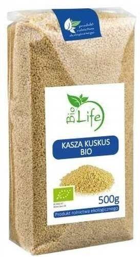 Kasza Kuskus 500g - BioLife