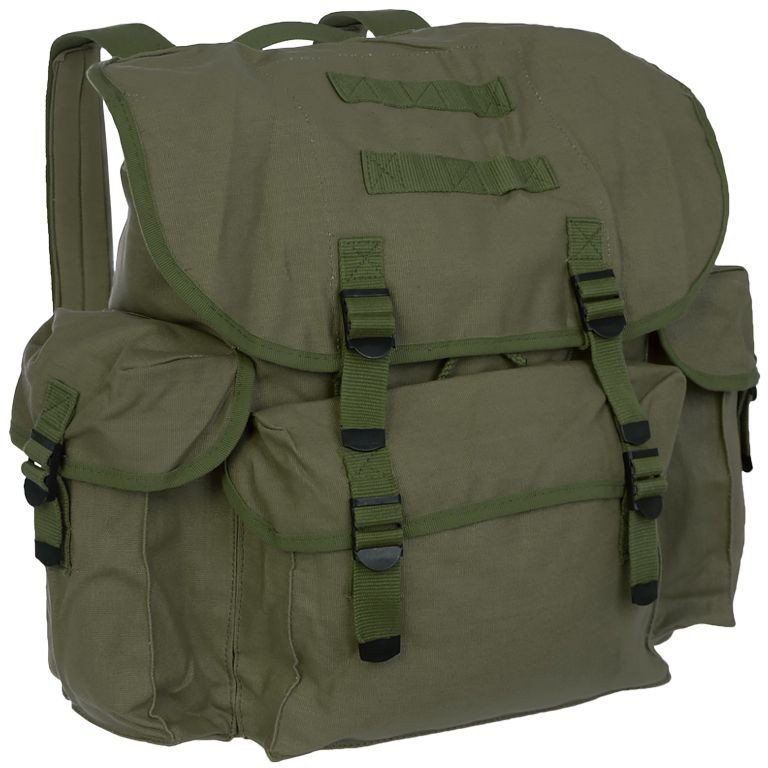 Mil-Tec Plecak Bundeswehr (BW) Kostka 25L Olive
