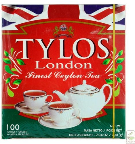 Tylos EX100 herbata ekspresowa