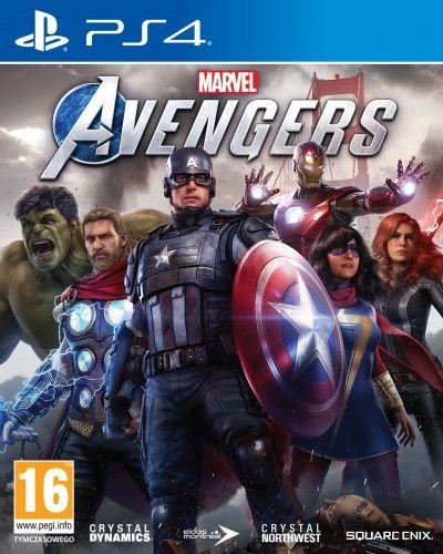 Marvel''s Avengers PS 4