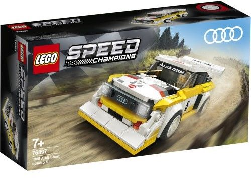 LEGO Speed Champions - 1985 Audi Sport quattro S1 76897